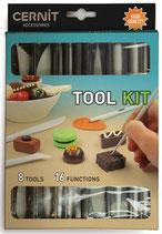 8 outils Cernit