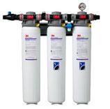 3M DF290-CL Dual-Flow Filter System for Bev/Ice