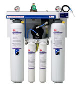 3M TFS450 Reverse Osmosis System with blending valve