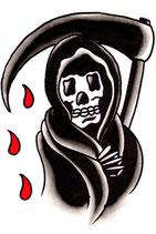 """Reaper 6""""x9"""""""