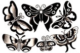 "Butterfly MiniSheet 6""x9"""