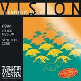 Vision Titanium SOLO VIT 100 Thomastik - струны для скрипки, сольный вариант