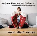 """CD """"Weihnachten 2020 bin ich Zuhause - Weihnachtsmusik für die Quarantäne-Zeit"""""""