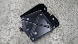 Batteriehalterung PX/T5 (Piaggio) - schwarz beschichtet