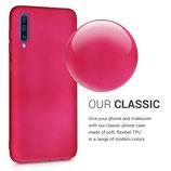 TPU Case Samsung Galaxy A50 Mettalic Pink