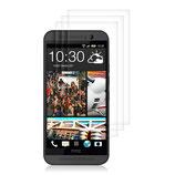 3x Displayschutzfolie HTC One M9 klar