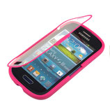 Flip Cover Samsung Galaxy S3 Mini Pink