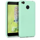TPU Case Cover Xiaomi Redmi 4X Mintgrün