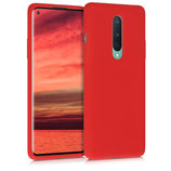 TPU Case Hülle OnePlus 8 (2020) Rot