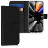 Wallet Case Samsung Galaxy A40 Schwarz