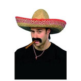 Sombrero Mexikaner Hut Strohhut 50cm