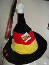 Deutschland-Hut mit Sound bewegt.EM 2016