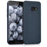 TPU Case Samsung Galaxy A3 (2017) Blau