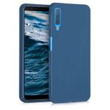 TPU Case Samsung Galaxy A7 (2018) Blau