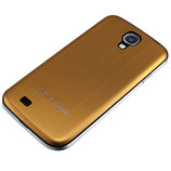 BACK COVER AKKU DECKEL F SAMSUNG GALAXY S4 i9500 i9505 GOLD