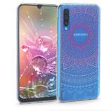 TPU Case Samsung Galaxy A50 Sonne