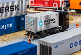 Faller 180823 20 Zoll Container MAERSK SEALAND