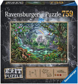 Ravensburger 15030 Exit Puzzle Einhorn