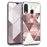 TPU Case Samsung Galaxy A20e Dreieck