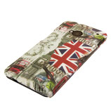HARD CASE FÜR HTC ONE M7 ENGLAND LONDON