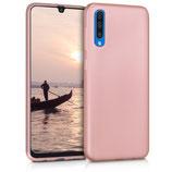 TPU Case Hülle Samsung Galaxy A50 Rose