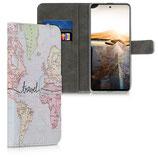 Wallet Case Samsung Galaxy A51 Travel