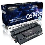 Toner Schwarz HP 49X (Q5949X) Laserjet