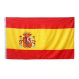 Spanien Spain Fahne Flagge 75x125 cm