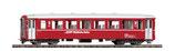 Bemo 3256 145 RhB AB 1545 Einheitswagen I Berninabahn