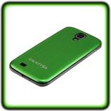 BACK COVER AKKU DECKEL F SAMSUNG GALAXY S4 i9500 i9505 GRÜN