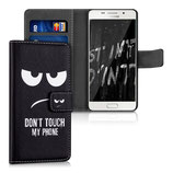 Wallet Case Samsung Galaxy A5 2016 Dont touch