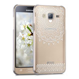 Crystal Case Samsung Galaxy J3 2016 Art Deco