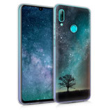 TPU Case Huawei P Smart (2019) Galaxie