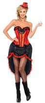 Burlesquetänzerinkostüm Kostüm