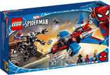 LEGO 76150 Marvel Spiderjet vs. Venom