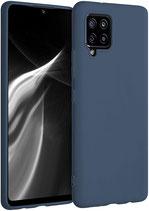 TPU Case Hülle Samsung Galaxy A42 Grau