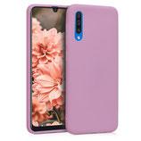 TPU Case Hülle Samsung Galaxy A50 Rosa
