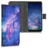 Wallet Case LG Q7 / Q7+ / Q7a Galaxie