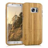 Bambus Hülle Samsung Galaxy S7 edge