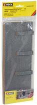 Noch 58056 Stützmauer, 33,4 x 12,5 cm H0