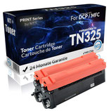 2x Toner Schwarz Brother TN-325