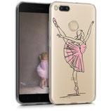 TPU Case Xiaomi Mi 5X / Mi A1 Ballerina