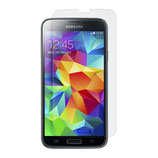 Display Schutz Folie für Samsung Galaxy S5 Matt Anti Fingerabdruck
