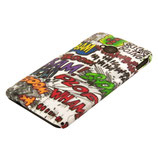 HARD CASE HTC ONE M7 COMIC BUNT MOTIV