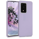 TPU Case Samsung Galaxy S20 Ultra (5G) Lavendel