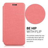 Flip Case Cover Hülle LG G5 Altrosa
