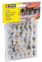 Noch 16070 Mega-Spar-Set Figuren H0