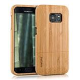 Bambus Hülle Samsung Galaxy S7