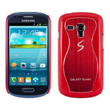 Hard Case Samsung Galaxy S3 Mini Rot