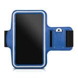 Sport Jogging Armband LG G4 Blau